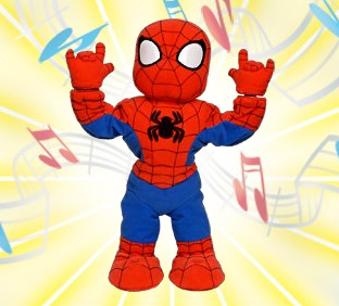 Effin' A, Spiderman!  Rock on!